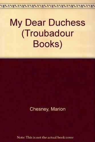 My Dear Duchess By Marion Chesney