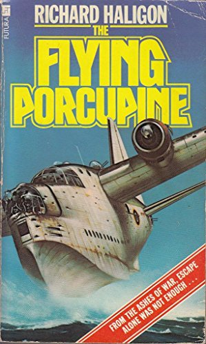 Flying Porcupine By Richard Haligon