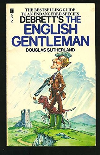 English Gentleman By Douglas Sutherland