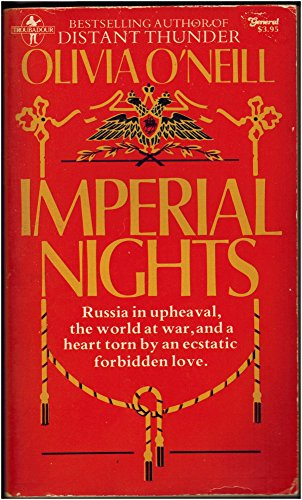 Imperial Nights By Olivia O'Neill