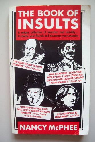 The Book of Insults By Nancy McPhee