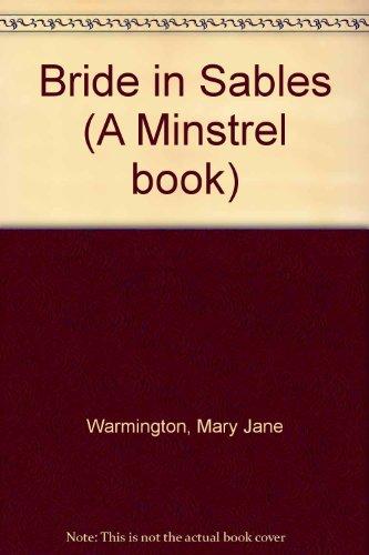 Bride in Sables By Mary Jane Warmington