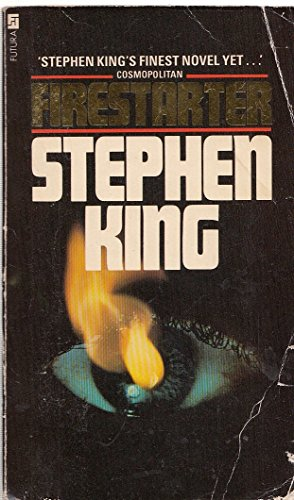 Fire Starter by Stephen King
