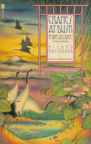 Cranes at Dusk By Hisako Matsubara