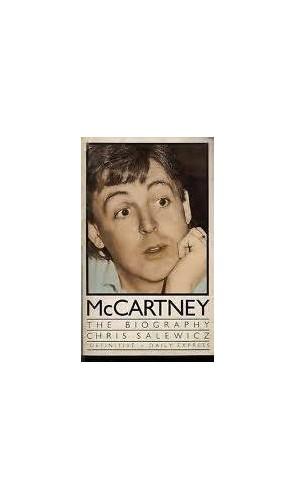 McCartney By Chris Salewicz