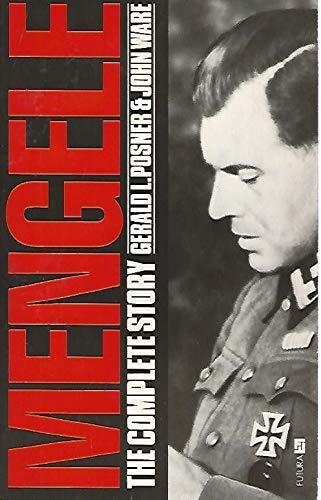 Mengele By Gerald L. Posner