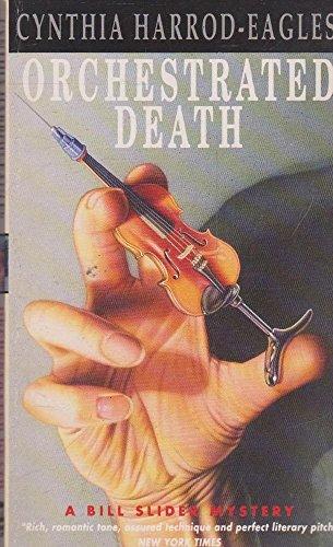 Orchestrated Death By Cynthia Harrod-Eagles