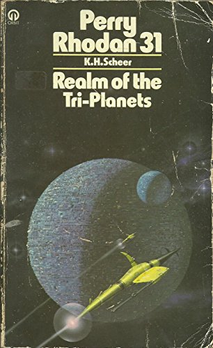 Realm of the Triplanets By Karl-Herbert Scheer