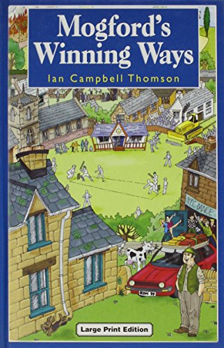 Mogford's Winning Way By Ian Campbell Thomson