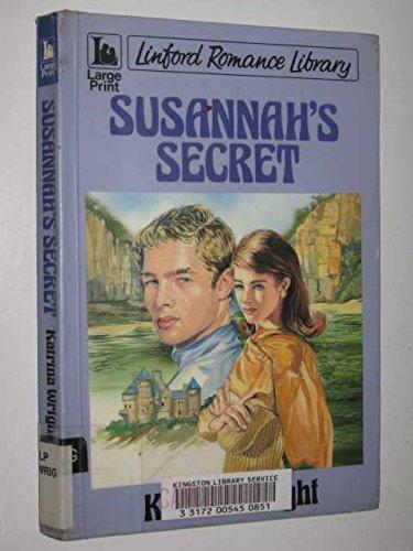 Suzannah's Secret By Katrina Wright