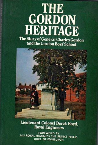Gordon Heritage By Derek Boyd