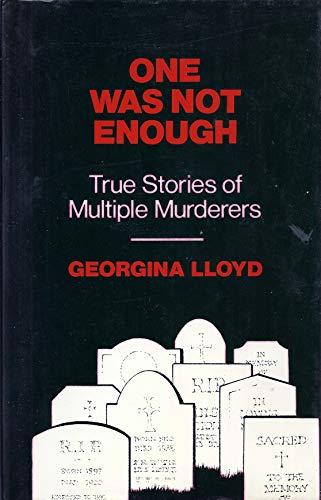 One Was Not Enough By Georgina Lloyd