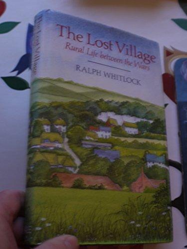 Lost Village By Ralph Whitlock