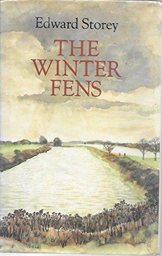 The Winter Fens By Edward Storey