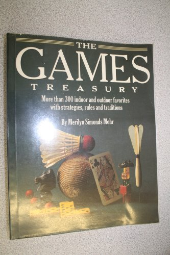The Games Treasury By Merilyn Simmonds Mohr