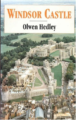 Windsor Castle By Olwen Hedley