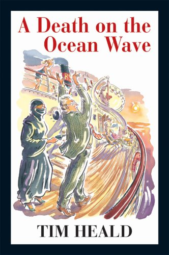 A Death on the Ocean Wave By Tim Heald