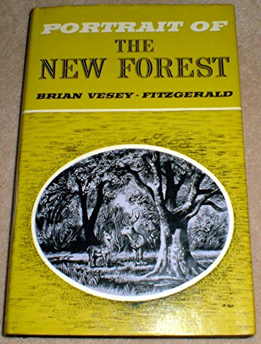 Portrait of the New Forest By Brian Seymour Vesey-Fitzgerald