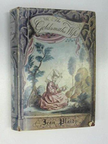 Goldsmith's Wife By Jean Plaidy