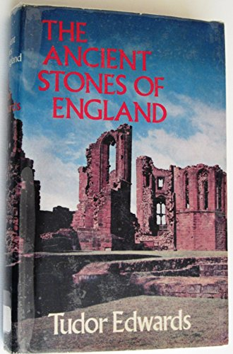 Ancient-Stones-of-England-by-Edwards-Tudor-0709133316-The-Cheap-Fast-Free-Post