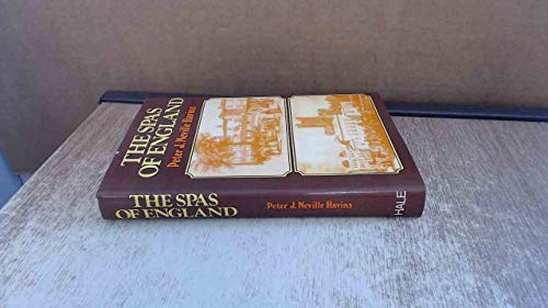 Spas of England By Peter J. Neville Havins