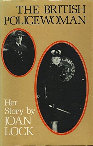British Policewoman By Joan Lock