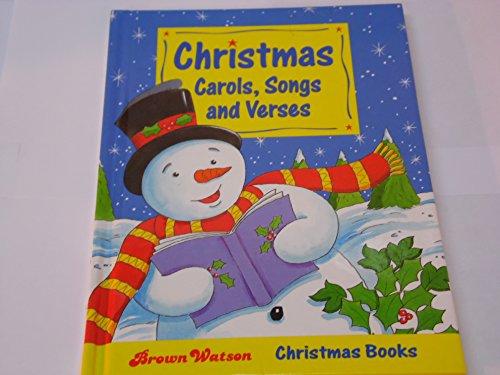 Christmas Carols, Songs and Verses (Christmas Books)