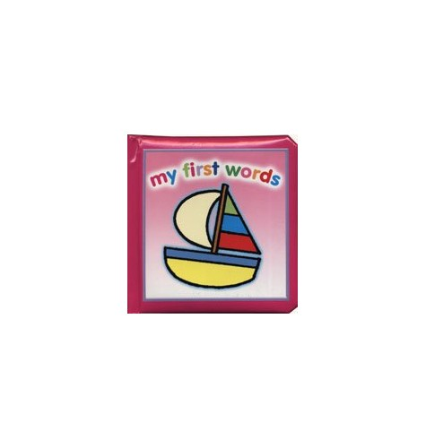 Brown Watson My First Words Outside (Padded Casebook)