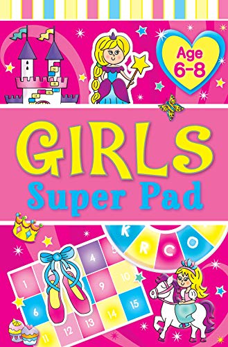 Girls Super Pad By Brown Watson Limited