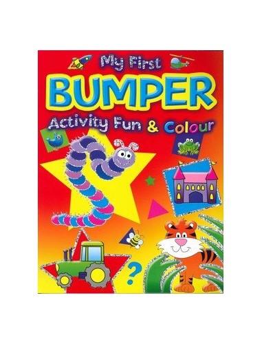 My First Bumper Activity Fun & Colour
