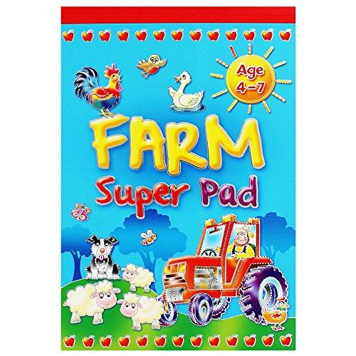 Brown Watson Farm Super Activity Pad