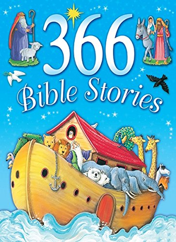 366 Bible Stories By Brown Watson Staff