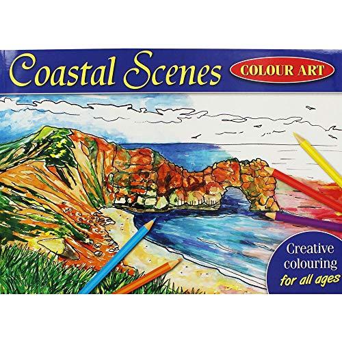 Coastal Scenes Colour Art