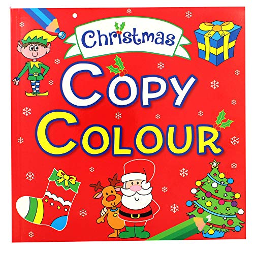 Christmas Copy Colour