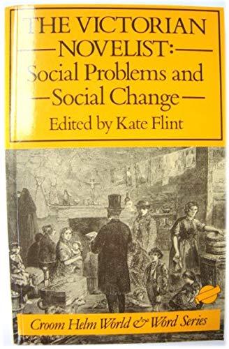 The Victorian Novelist By Kate Flint