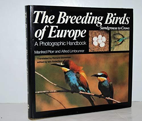 Breeding Birds of Europe By Manfred Pforr