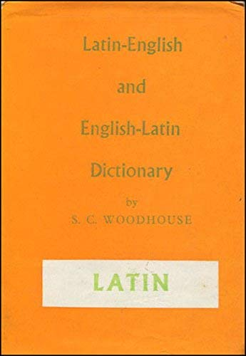 Englishman's Pocket Latin-English, English-Latin Dictionary (Routledge pocket dictionaries)