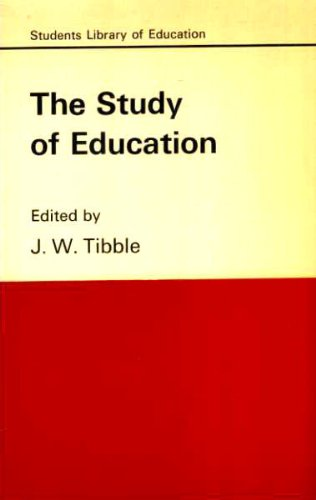 Study of Education (Students Library of Education)