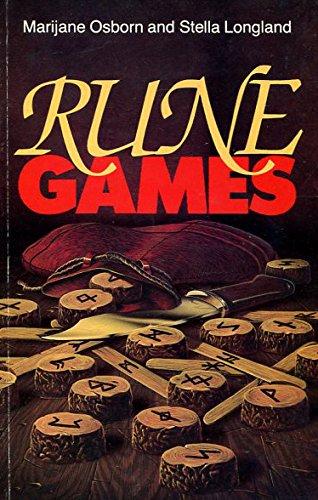 Rune Games By Marijane Osborn