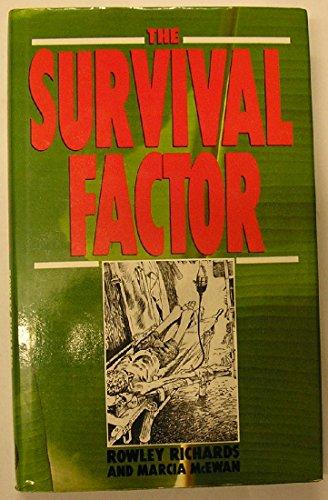 Survival Factor By Rowley Richards