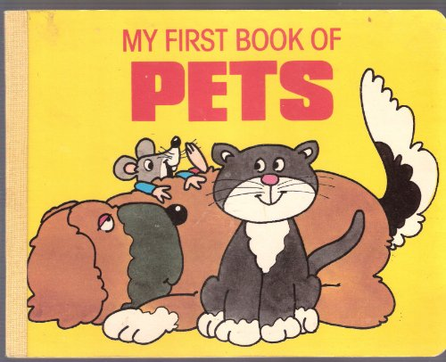 My First Book of Pets