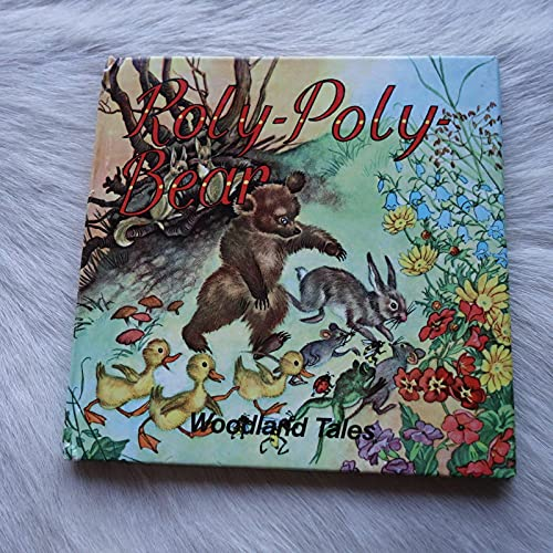 ROLY-POLY-BEAR By Dolly Rudeman