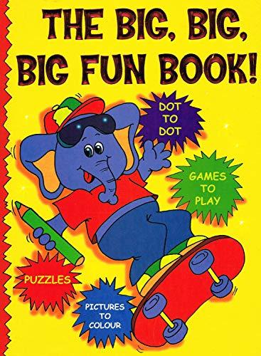 The Big Big Big Fun Book By No   Author