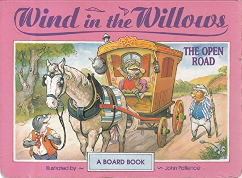 Wind in the Willows Board Books By Kenneth Grahame