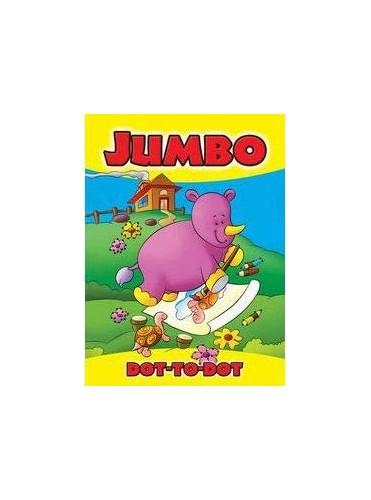 Jumbo Dot-to-Dot Book