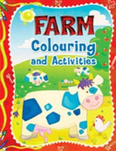 Farm Colouring and Activities Book by