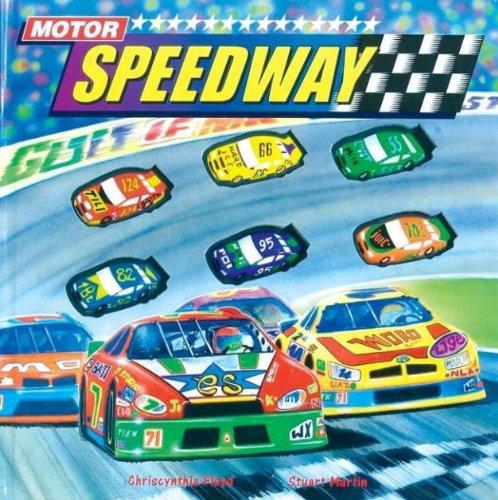 Motor Speedway By Chriscynthia Floyd