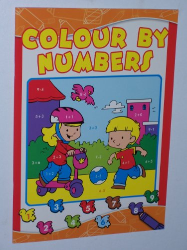 Mathematics Colour by Numbers (Book 1)