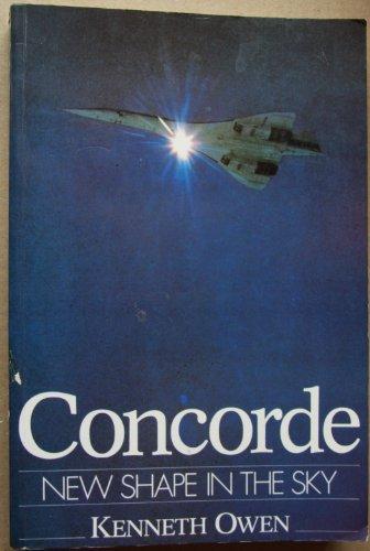 Concorde By Ken Owen
