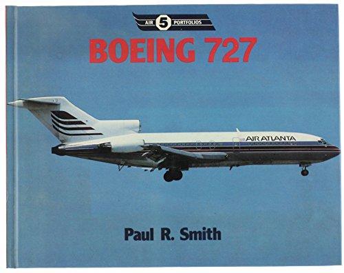 Air Portfolios 5, Boeing 727 By Paul R. Smith